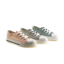 Children Trendy Design Campus Craze Slip-in Casual Canvas Shoes and Sneakers New Model Footwear Unisex Priority Choice Daily Wal