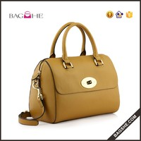 cheap price ladies mini shoulder leather bags made in China
