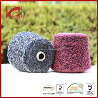 About 1 kg per cone hot sale Top Line merino wool yarn cones