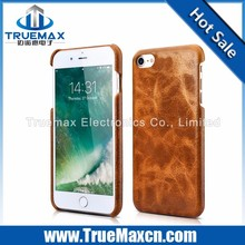 Factory Price Phone Case for iPhone 7 Two in One Real Leather Case