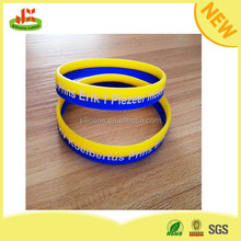 highly welcomed direct factory motion sensor led silicon wristbands bracelet