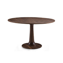High Quality American Solid Walnut Wood Dining Table