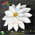 handmade paper flower wall decoration