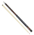 2- Piece Pool Stick with 11mm-13mm Glued on Tip Solid Canadian Maple Billiard Pool Cue Stick 19-21 Oz
