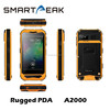 ODM/OEM Android industrial rugged smartphone A2000 with wifi gps