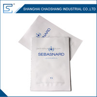 Moisture Proof Resealable Aluminum Foil Packaging Bags