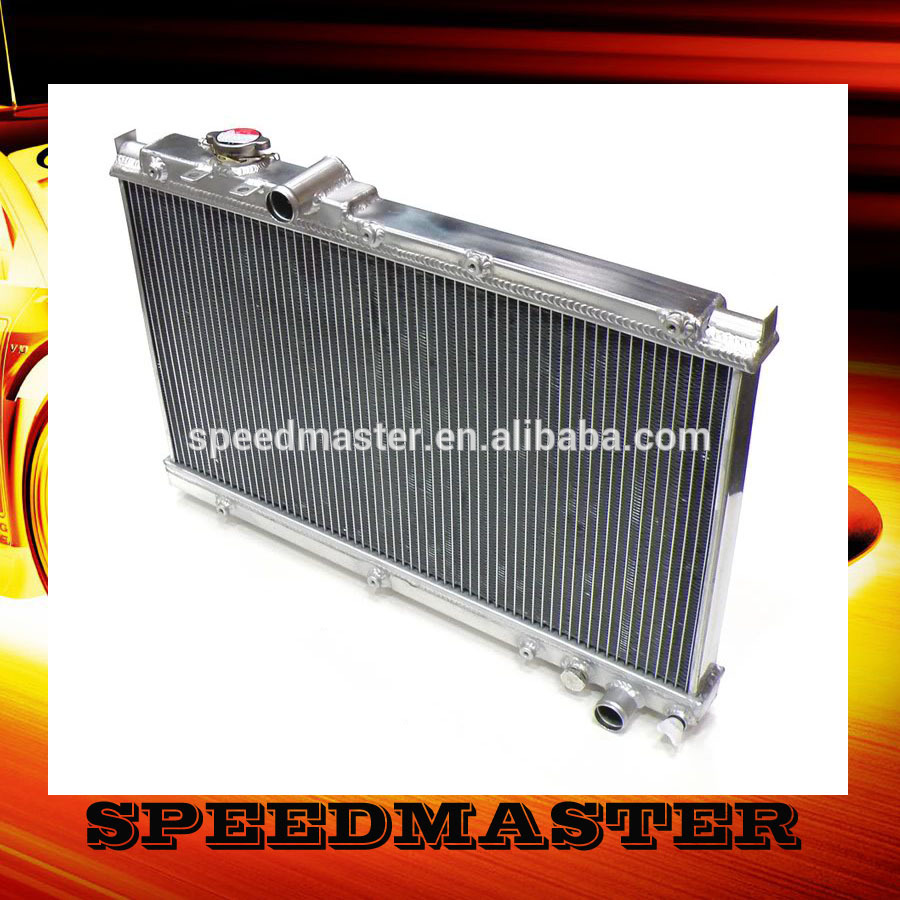 High-performance all aluminum car radiator for Toyo camry 02-04 AT