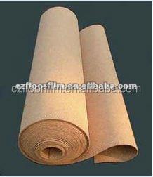 Silencioso rollo de corcho natural arpillera suelo pisos - Rollo de corcho ...