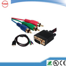 High speed VGA to RCA Splitter Converter Cable