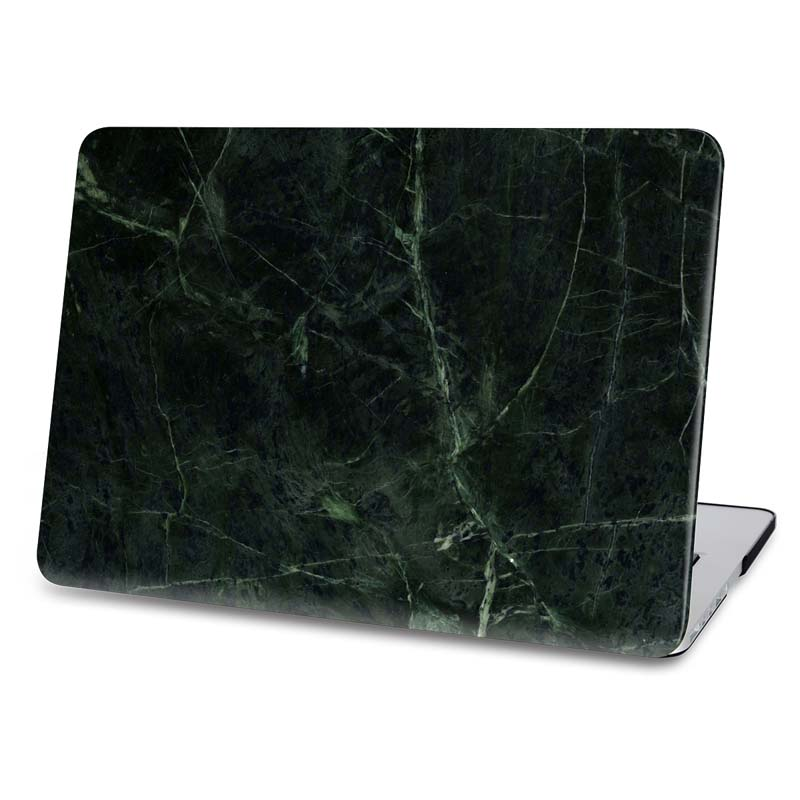 black marble design for apple macbook pro mac retina 13 case rubberized laptop covers