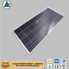 2017 hot new products 12v 24v poly solar panel 100w high pressure cleaning equipment