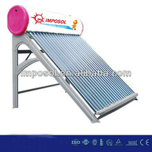 low pressure solar heating system,thermosiphon solar water heater