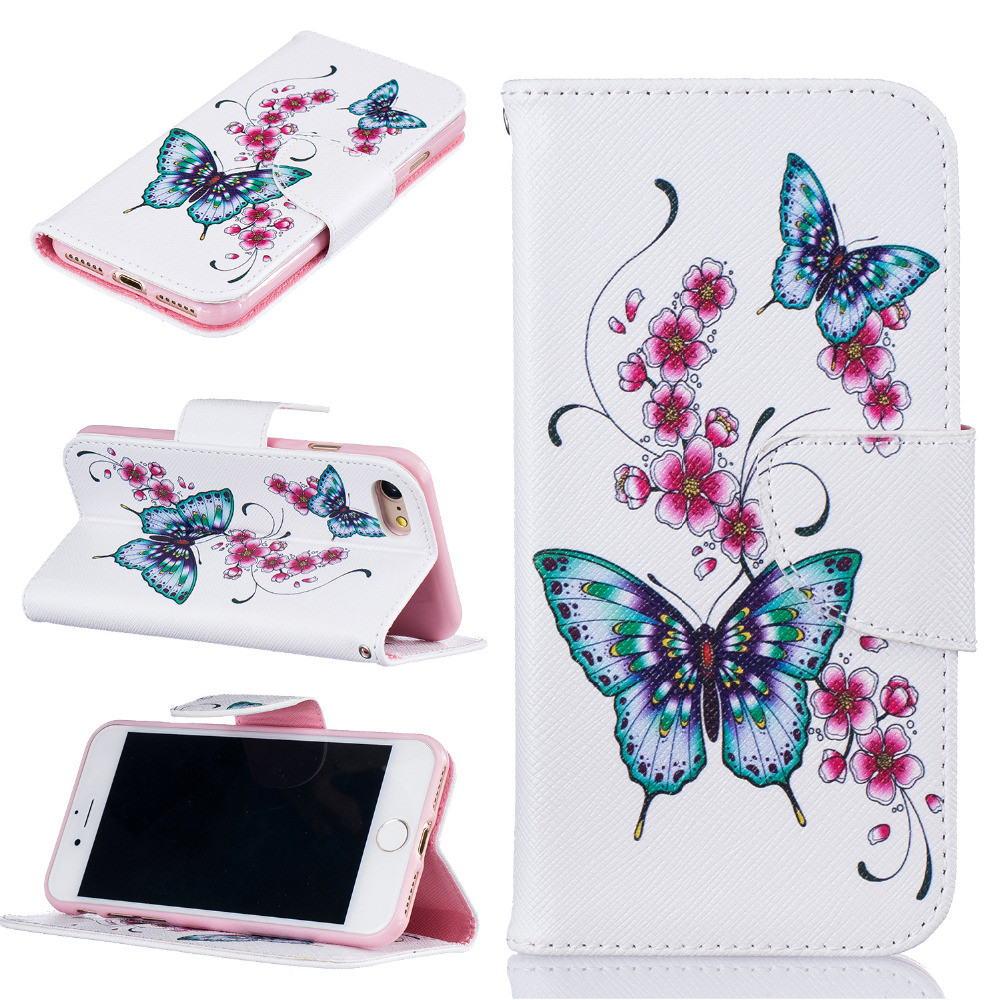 China supplier custom printed pattern Mobile <strong>Phone</strong> Leather flip cover case for infinix note 3