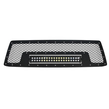 Factory Direct Wholesale Toyota Tundra 2009-2013 Front Grille With Led Light