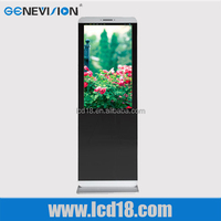 led touch screen games display information kiosk all in one pc