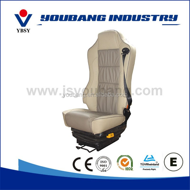 2016 After-sales Service Provided air suspension driver seat for bus