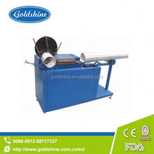 142.4/70(4 spindles) Full automatic rewinding machine for aluminum foil film cutter