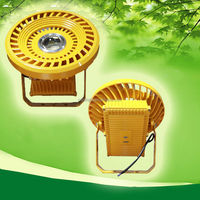 IP65 120W LED Explosion Proof Light for Gas Station, Retrofit LED Canopy Light