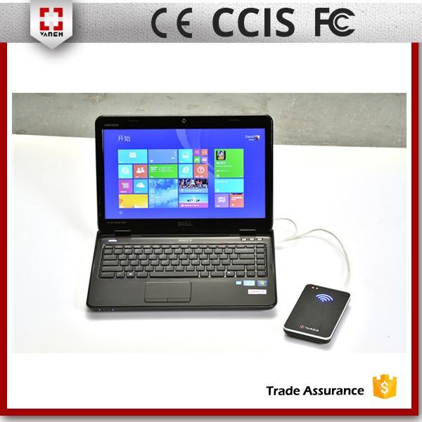 Access control system desktop UHF card reader long range UHF rfid reader 1