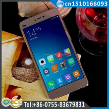 5'' xiaomi mi4s 64 GB Snapdragon808 smartphone android 4g china brand name mobile phone Support Fingerprint identification