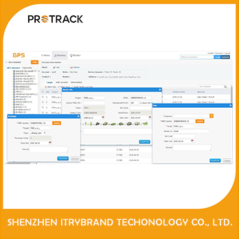 Cheap vehicle tracking gps tracking software platform /gps tracking systems/gps tracker by PROTRACK