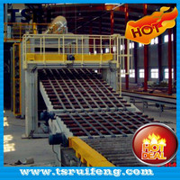 gypsum board/sheet rock production line/making machine with Knauf technology