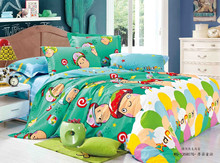 adult use cheap cotton print bedsheet selling