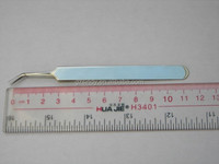 High quality stainless steel volume eyelash extention tweezer