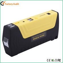 Portable Car Jump Starter Power Bank Compressor 16800mAh/High Quality Multi-Function Battery Charger Booster