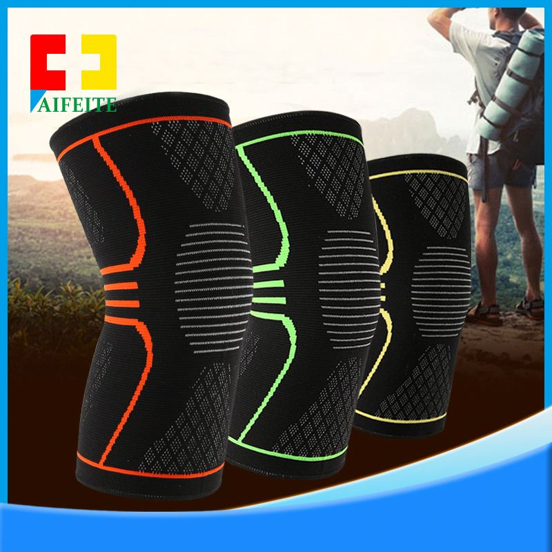 Breathable sports protector knee brace neoprene waterproof knee supports