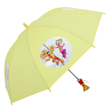 2016 customized POE material plastic kid umbrella for sale