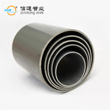 gated irrigation pipe used pvc garden tube drainage pipe