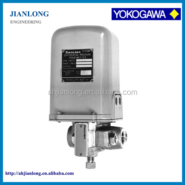 Yokogawa Y/11DM pneumatic differential pressure transmitter