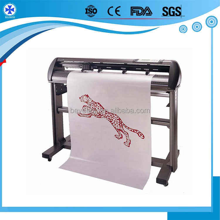 printing sticker machine