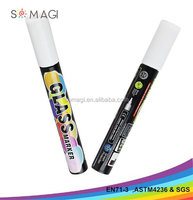 new arrival stationery 6 mm nib water based dry erase liquid chalk marker pen