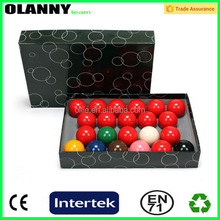 manufacturer professional good quality billiard ball
