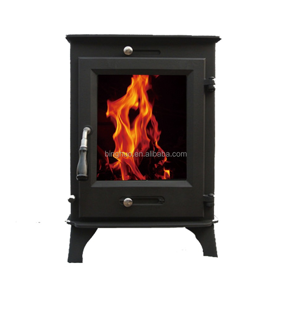 stainless steel material wooden stoves and fireplaces