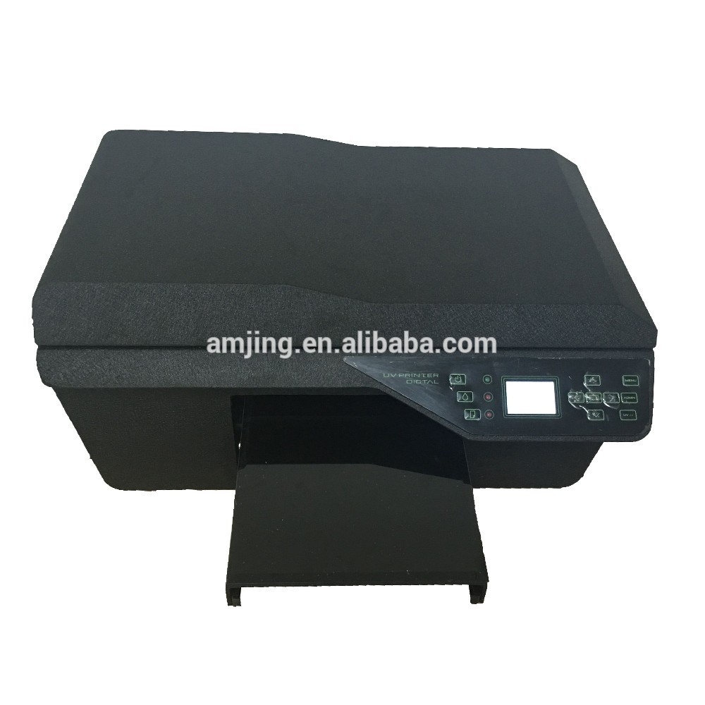 TOP recommend multifunctional flatbed LED UV printer