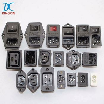 UL VDE Approval AC Power Connector CDE4.4199.151