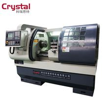 CK6136A-2 CNC trainer lathe small cnc turning center mini cnc machine center toy machine center