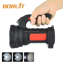 Factory New product Handheld LED Mining Torch AAA Flashlight EFL0772