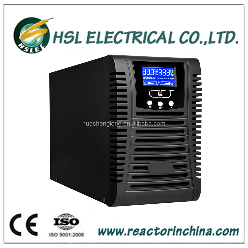 Online Inverter UPS Without Battery Uninterruptible Power Supply