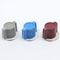 Daier potentiometer knob gear shift knob