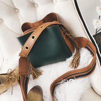 NS2385 Latest New Fashion Hot Sale Wide Shoulder Bags Women Handbags