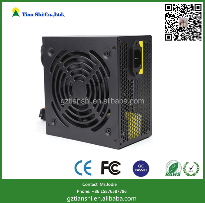 Factory directly selling 12cm fan ATX 12volts power supply 200-1000watts ATX 1000W PSU