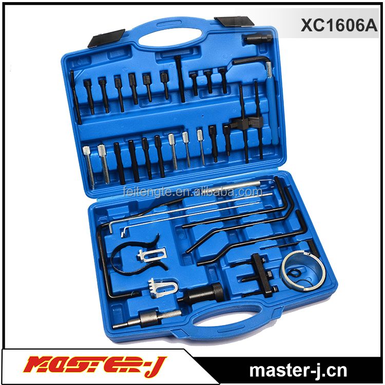 car tool set Diesel & Petrol Engine camshaft Timing Set tool automobile repairing tool kit