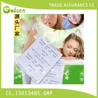 Negative Ion Energy Foot Patch/Herbal Bamboo detox foot pad/Detox relax foot pad