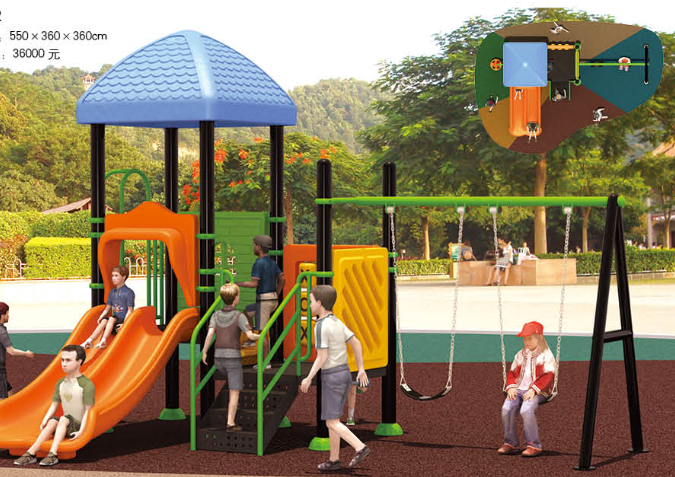 2017 kids cheap kindergarten <strong>slide</strong> with swing ,good quality plastic children <strong>slide</strong> ,school kids playground