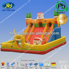 10m Giant Inflatable Christmas Slide (Customized Size)
