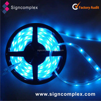 3528smd waterproof rgb led strip ip68, led aquarium light with CE ROHS